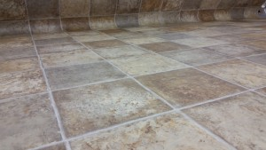 One of the new LVS patterns from Mannington.